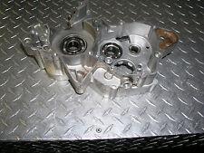 YZ125 YAMAHA 1991 YZ 125 91 ENGINE CASE RIGHT CRANKCASE CRANK