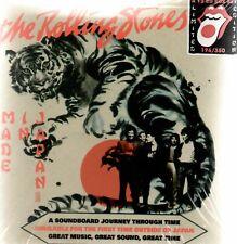THE ROLLING STONES - MADE IN JAPAN - 13CD BOX-SET N°186/350 - SOUNDBOARD  SEALED