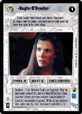Daughter Of Skywalker [Near Mint] ENDOR star wars ccg swccg