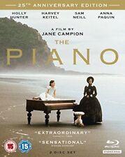 The Piano 25th Anniversary Edition [Blu-ray] [2018] [DVD][Region 2]