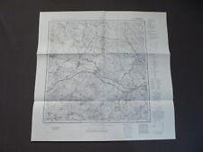 Landkarte Meßtischblatt 1797 Buddern, Budry, Ostpreußen, Angerburg, Polen, 1936