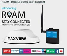 MAXVIEW MXL050 ROAM - MOBILE 3G/4G Wi-Fi INTERNET CONNECTED SYSTEM