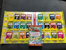 Coles Little Treehouse Complete Set with Case Brand New BONUS Book