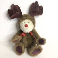 The Boyds Bears Brown Plush With Jointed Limbs