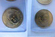 1997-98 Pinnacle Mint #7 Teemu Selanne 1 of 500 coin GOLD RARE