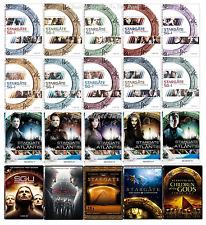 Stargate: Complete Franchise Series SG-1 + Atlantis + Universe + Movies DVD Sets