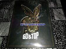 GD & TOP Vol. 1 Gold Version CD BIGBANG K-POP KPOP G-DRAGON Big Bang GREAT Cond.