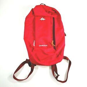 QUECHUA Decathlon Backpack Outdoor Hiking Travel 10L Waterproof Bag