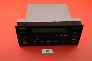 D#3 95-97 LEXUS LS400 AM/FM RADIO CASSETTE PLAYER RECEIVER PIONEER 86120-50362