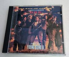 JON BON JOVI CD Blaze Of Glory Young Guns II Poster Lyrics Billy Get Your Guns