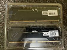 New listing Oloy 32g(16Gb*2) 3200Mhz c16 memory