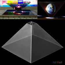 3D Holographic Hologram Display Pyramid Projector Video fr Smart Phone&ablet L20