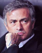 José Mourinho - Chelsea - Signed Autograph REPRINT
