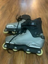Salomon St80 Aggressive Inline Skates Men's Size 12 Us Freestyle Rollerblades