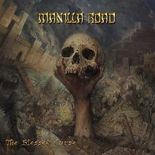 Manilla Road - Blessed Curse / After the Muse [New CD] Jewel Case Packaging