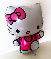 """Hello Kitty Helium Foil Balloon 31"""" BIG HUGE GIANT 75cm X 50cm kids Party Gifts"""