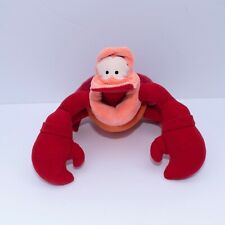 Sebastian the Crab Plush from Little Mermaid 10 inches Disney Parks