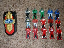 Power Rangers Super Megaforce Morpher Phone with 15 Ranger Keys Bandai Namco