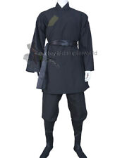 Shaolin Monk Suit Buddhist Robe Kung fu Uniform Tai chi Martial arts Clothes