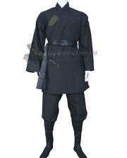Shaolin Monk Suit Buddhist Robe Kung fu Uniform Tai chi Martial arts Clothes