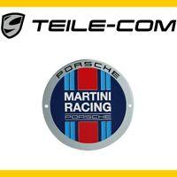 ORIG. PORSCHE / MARTINI RACING Kollektion Grillbadge dunkelblau/türkis/rot