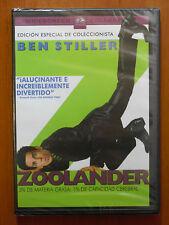 Zoolander [DVD] Ben Stiller, Owen Wilson, Will Ferrell, Milla Jovovich ¡¡NUEVO!!