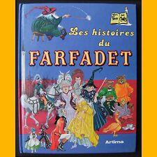 LES HISTOIRES DU FARFADET 6 contes Lucy Kincaid Eric Kincaid  Gery Embleton 1981
