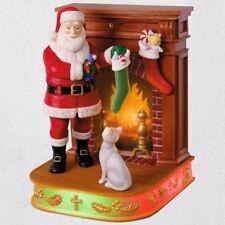 Hallmark 2018 Christmas Stockings Hung With Care Musical Ornament