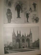 Nuevo Blanco Casco para Ciudad de Londres Policía 1902 impresión ref AW