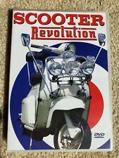 New ListingScooter Revolution. Dvd. British Documentary. New. Region 2. Vespa Lambretta