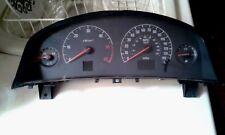 vauxhall vectra c speedo instrument panel, cluster gm09180289ww