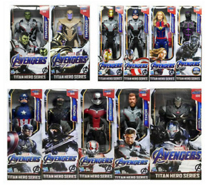 30cm 12' Hasbro Marvel Avengers Endgame Action Figures Doll Collection Toy Gift