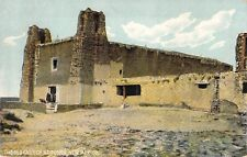 1910, The Old Church At Acoma, New Mexico, NM , Old Postcard