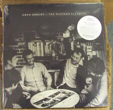 """GREG AHSLEY & THE WESTERN PLAYBOYS s/t 12"""" EP SEALED country Gris Gris 3rd Man"""