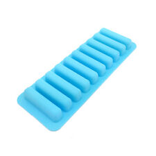 DIY Ice Cube Silicone Tray Mold For Water Bottle Stick Shaped Gadget Mould 1X