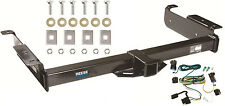 2003-2019 CHEVY EXPRESS 1500 2500 3500 TRAILER HITCH W/ WIRING KIT CLASS 3 REESE