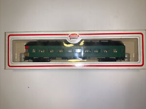 Model Power HO Scale 67' Harriman Observations 9912 Southern Railway Passenger