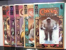 Concrete Strange Armor #1-5 Vf/Nm 1st Print Dark Horse Comics