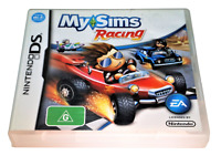MySims Racing Nintendo DS 2DS 3DS Game *Complete*
