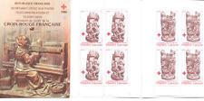 Carnet Croix Rouge de l'année 1980 - neuf **
