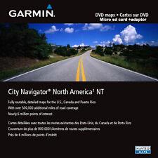 Garmin City Navigator Amérique du Nord USA, Mexique & Canada carte SD Card 11551-010-00
