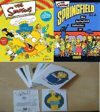 Panini  Simpsons Kollektion II  (2) &  IV (4) , 10 Stück aussuchen, Leeralbum