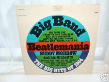 "BUDDY MORROW BEATLEMANIA 12"" LP STEREO/BEATLES/Nuovo di zecca"