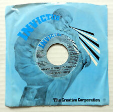 GLASS HOUSE 45 Heaven Is There To Guide Us / Look What We've INVICTUS Soul  a855