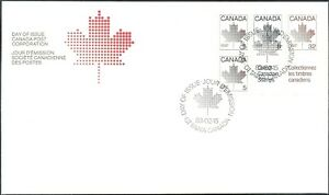 Canada   # 946b Coil Booklet      MAPLE LEAF    Brand New 1983 Unaddressed Issue