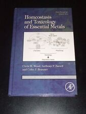 Fish Physiology HOMEOSTASIS & TOXICOLOGY OF ESSENTIAL METALS by C. Wood 2011 NEW