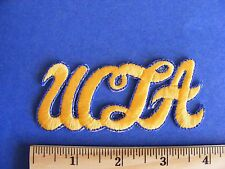 ucla patch  (script with blue edging)