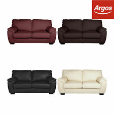 Leather Solid Up to 2 Seats Sofas