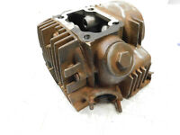 honda trx125 fourtrax 125 engine cylinder head assembly atc125M top end 84 85 86