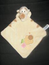 doudou tigrou beige marron disney baby